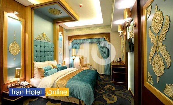 رزرو هتل های مشهد با ایران هتل آنلاین