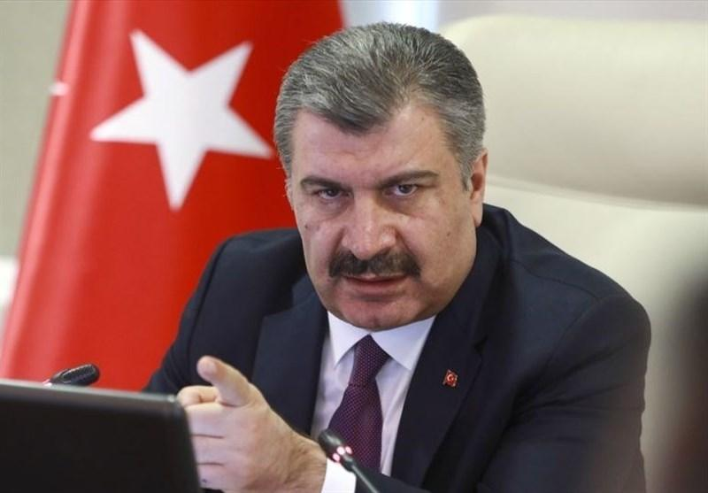 وزیر بهداشت ترکیه از ثبت دومین مورد مبتلا به کرونا اطلاع داد