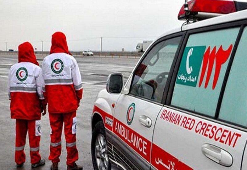 خبرنگاران 19 تیم هلال احمر به حوادث سیلاب در خراسان جنوبی اعزام شد