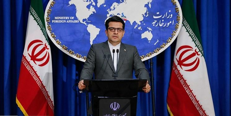 موسوی: اگر برای آمریکا فوت لوینسون قطعی شده بدون بهره برداری سیاسی اعلام کند