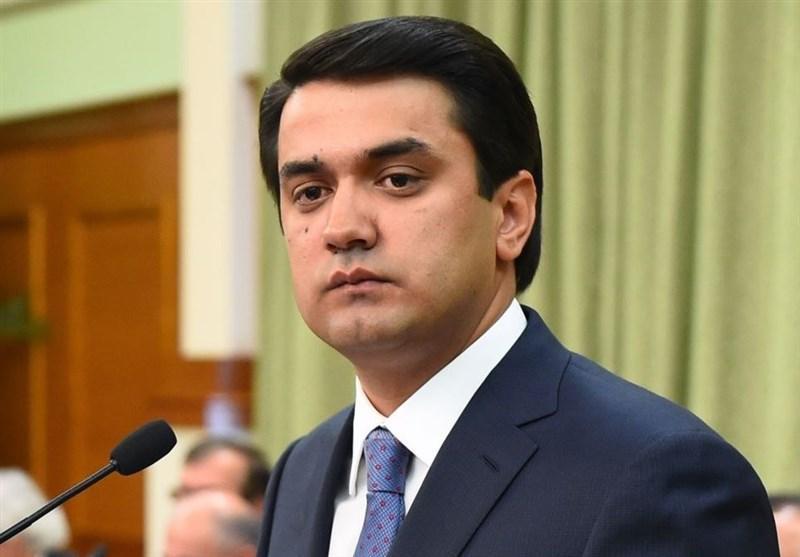 انتخاب رستم امامعلی به عنوان رئیس مجلس ملی تاجیکستان