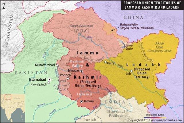 هند از کشته شدن 4 شورشی در کشمیر اطلاع داد