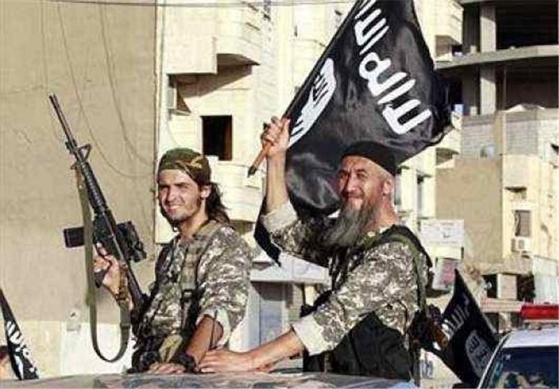 استفاده داعش از گلوله های حاوی گاز کلر