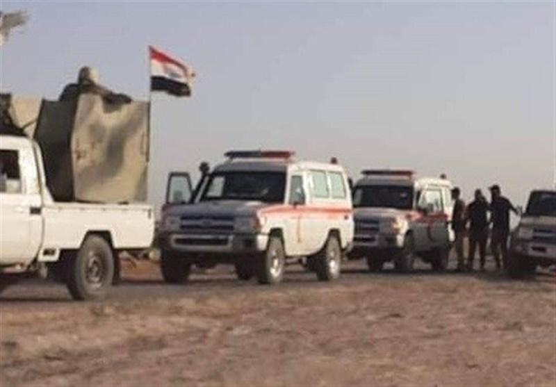 عراق، حشد شعبی از دستاوردهای قهرمانان عراق طی سه هفته متوالی خبر داد