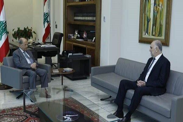 توصیه های امنیتی عون به وزیر کشور لبنان