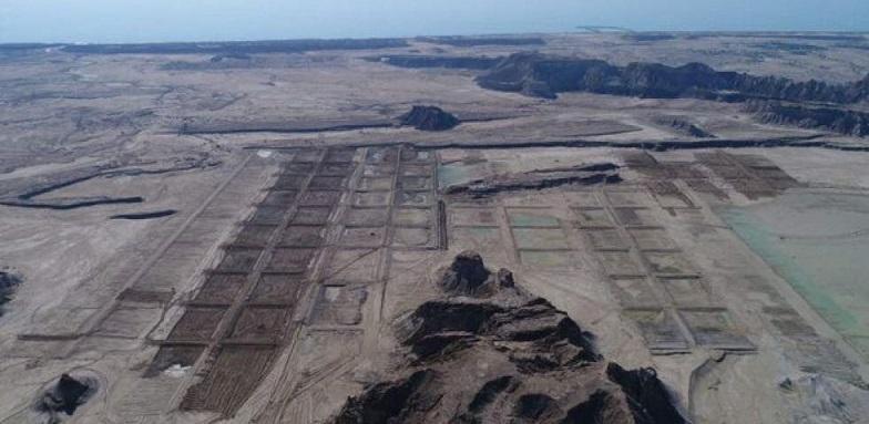 توقف تمامی فعالیت ها و عملیات اجرایی در محدوده ژئو پارک قشم