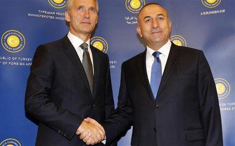 ترکیه: کشورهای عضو ناتو از حمایت از پ.ک.ک و قسد دست بردارند