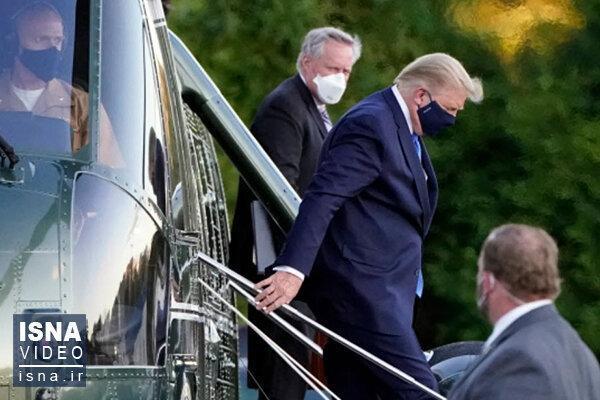 ترامپ واقعا به کرونا مبتلا شده است؟