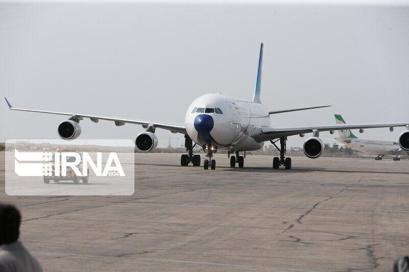 خبرنگاران پرواز بوشهر- رشت و بالعکس دایر شد
