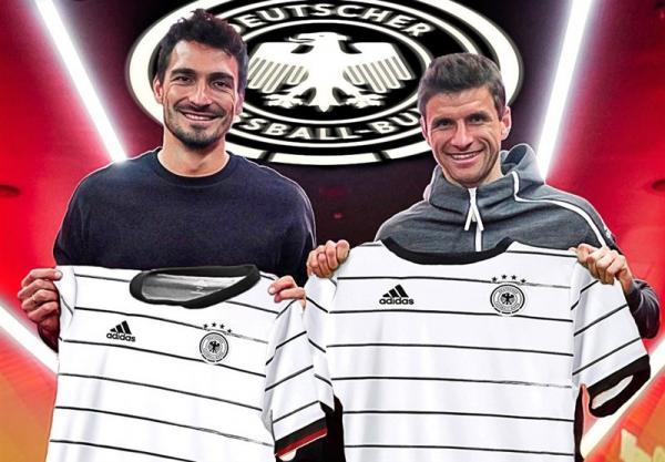 اعلام لیست 26 نفره آلمان برای یورو 2020، مولر و هوملس هم دعوت شدند